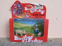 NUOVO Gioco Fattoria Little Farm Play Set 2