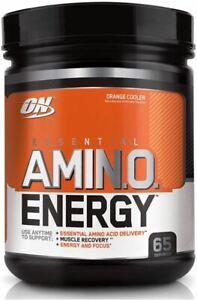 Optimum Nutrition Amino Energy Orange Cooler 65 Serves 600g