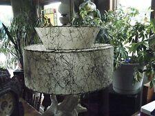 Beautiful Mid Century Modern  Fiberglass Space Inspired Lamp Shade...