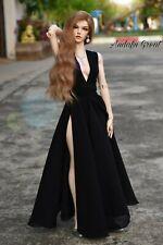 BJD 1/3 multi dress wrap for BJD/SD doll.iplehouse SID ,EID -No.23 Black