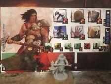 CONAN WARLORD - Conan Board Game Kickstarter Exclusive Monolith