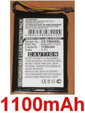 Batterie 1100mAh type 4CF5.002.00 AHL03711001 VF1 Pour TomTom Go 740 Live