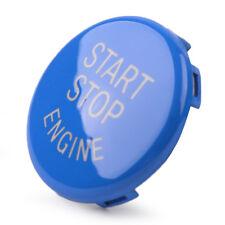 Blau Start-Stop Engine Druckknopf Schalter Deckel Cover für BMW 3 5 Series E72