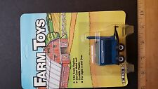 Vintage Ertl Die Cast Farm Toys Implements 1/64 Blue Made USA 1986 Rare 603