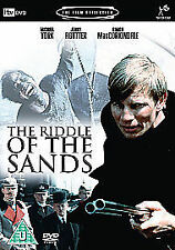 The Riddle Of The Sands  DVD Michael York, Jenny Agutter, Simon MacCorkindale, A