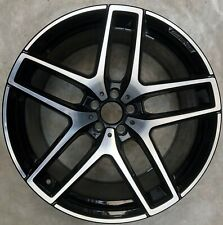 1 Orig AMG Mercedes-Benz Alufelge 11Jx21 ET38 A2924011700 7x23 GLE-Coupe C292 M2