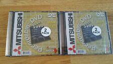 Mitsubishi DVD-R 4.7gb 4 discs