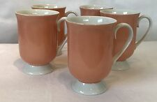 Vintage Holt Howard Coffee Cups Set Of 4 Farmhouse Rustic Serving