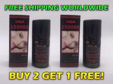 Viga 150000 Long Time Delay Spray For Super Hard Long Time Sex-Free Shiping