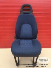 Fiat Ducato Beifahrersitz passenger seat Jumper Boxer | UK driver adjustments