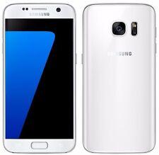 Samsung Galaxy S7 Sm-g930f 32gb Factory Débloqué 4g LTE Téléphone Blanc
