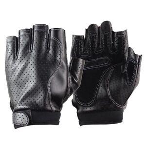 Tactical Sports Half Finger Gloves For Men Or Women Fingerless Lifting Mittens