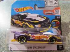 Hot Wheels 2016 #064/250 2010 PRO STOCK CAMARO purple HW Mild to Wild Case H