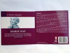 DORIS DAY  - A MUSIC LEGEND CD