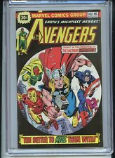 Avengers #146 CGC 8.5 White Pages 30 Cent Variant