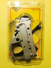 Timney trigger 1022 2 3/4 lb SILVER with GREEN shoe 1022-5C-16 10/22 ruger 10-22