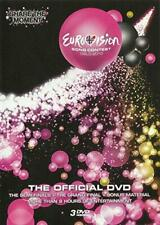 EUROVISION SONG CONTEST OSLO 2010 – V/A 3DVD (NEW/SEALED) OFFICIAL