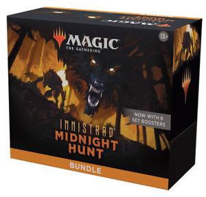 Magic the Gathering MTG - Innistrad Midnight Hunt Bundle Box