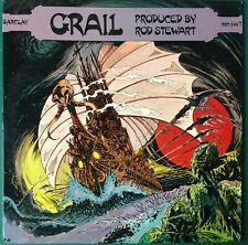 Grail - Same (Rod Stewart) - 1971 original mega rar