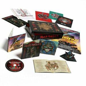 Iron Maiden - Senjutsu - Super Deluxe Box Set - CD/Blu-ray - IN STOCK NOW