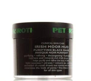 Peter Thomas Roth Irish Moor Mud Black Mask 1.7fl oz Purifying Hydrating NEW