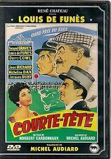"""DVD """"Courte Tête"""" - Louis de Funès - NEUF SOUS BLISTER"""