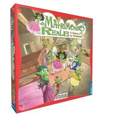 Matrimonio Reale - 4 Goblin e un Matrimonio - Giochi Uniti