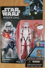 """Imperial Stormtrooper 3.75"""" ACTION FIGURE STAR WARS Rogue One Series MOC"""