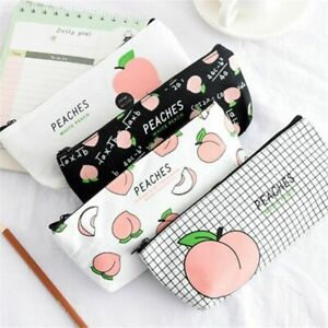 Pencil Case School Cases For Girl Pencils Bag School Supplies Students Gifts