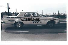 1960s Drag Racing-1963 S/SA Plymouth Belvedere 426 Max Wedge-FONTANA,California