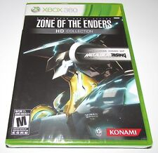 Zone of the Enders HD Collection for Xbox 360 Brand New, Factory Sealed!