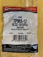 MOTORCRAFT 9L3Z-1A189-A TIRE PRESSURE MONITORING SENSOR TPMS
