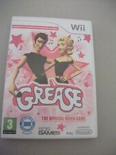 NINTENDO Wii GREASE the official video game
