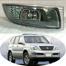 Front Bumper L&R Fog Lamps Lights With Bulbs Fit Lexus GX470 2003-2009 YL4/101