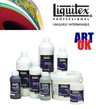 Liquitex SURFACE PREPERATION professional acrylic paint colour effects additives