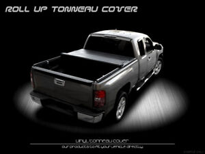 """""""DEFECTIVE"""" FOR 05-19 NISSAN FRONTIER 6 FT BED LOCK ROLL UP VINYL TONNEAU COVER"""