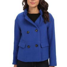 French Connection Double Breasted Coat - Size 2