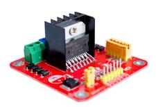 L298N Dual Bridge DC stepper Controller Control Motor Driver module Board