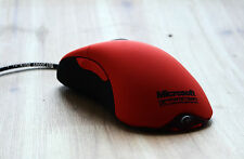 Microsoft IntelliMouse Explorer 3.0 / 9000FPS /25G /54IPS Optical Mouse, reddish