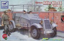 Bronco 35051 German Adler Kfz.14 Radio Car   1:35