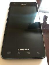 Samsung Galaxy S II S2 -SGH-i777 - 16GB - Black (AT&T Unlocked)