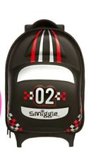 Smiggle Wheelie Case Black Hard Top