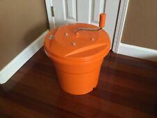Intertek Commercial Salad Dryerspinner 25 Gallon 10l 06140 Sanitation Listed