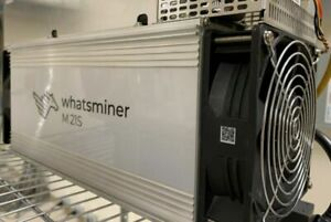 Whatsminer MicroBT M21s Bitcoin 54-56TH/S BTC miner Ready to Ship US