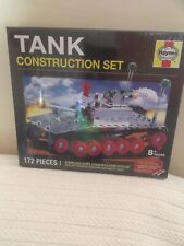 Haynes Tank Construction Set 8+years