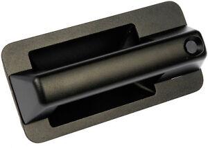 Black Left Exterior Door Handle Dorman 760-5604 Chev Kodiak Gmc Topkick