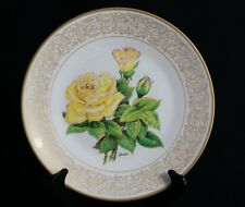 Peace Rose  by  Edward Marshall Boehm  Rose Plate Collection  11 in