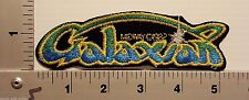 1982 MIDWAY GALAXIAN VINTAGE EMBROIDERED PATCH VIDEO GAME