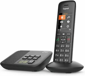 Gigaset Premium C570A DECT Cordless Phone Answering Machine with Loud Speaker