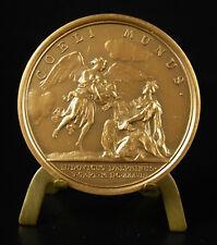 Médaille 1971 LE ROI SOLEIL Naissance de Louis XIV 1638 La France agenouillée